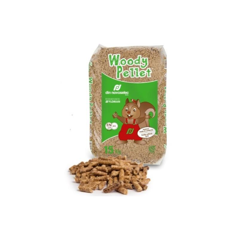 Granulés de bois - Pellets bois écologique et labellisé