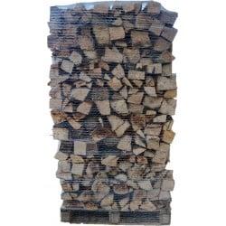 bois de chauffage sur palette 50cm - 3