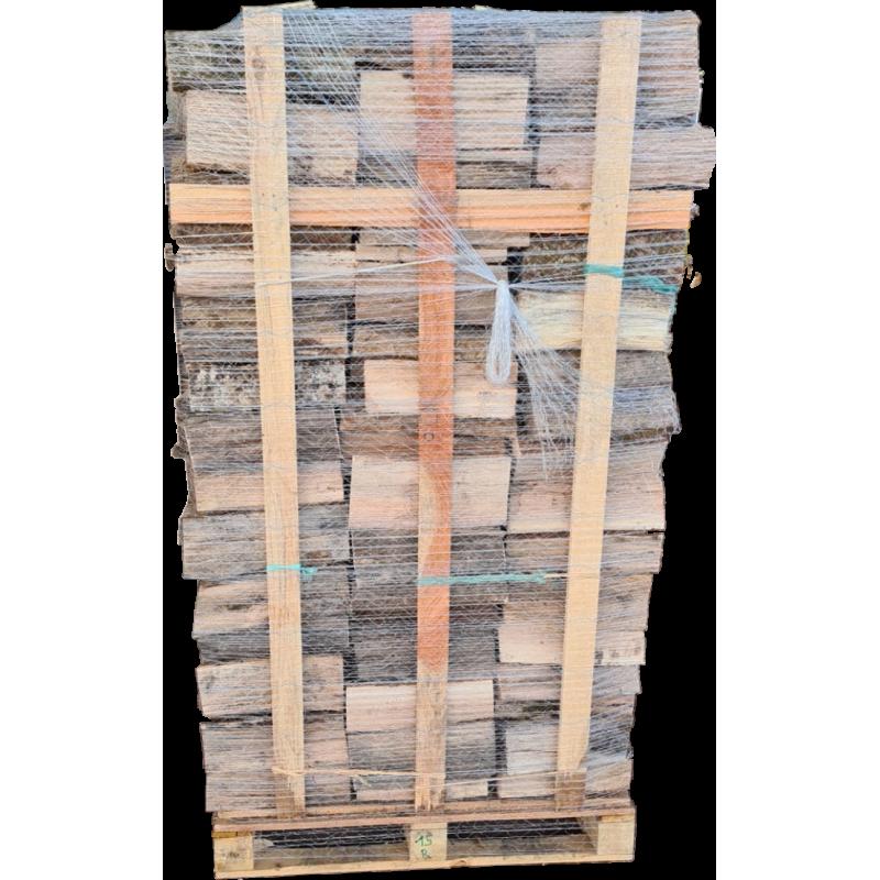 Palette bois de chauffage 30cm 33cm