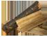 Bûche de bois de chauffage traditionnel H1G1
