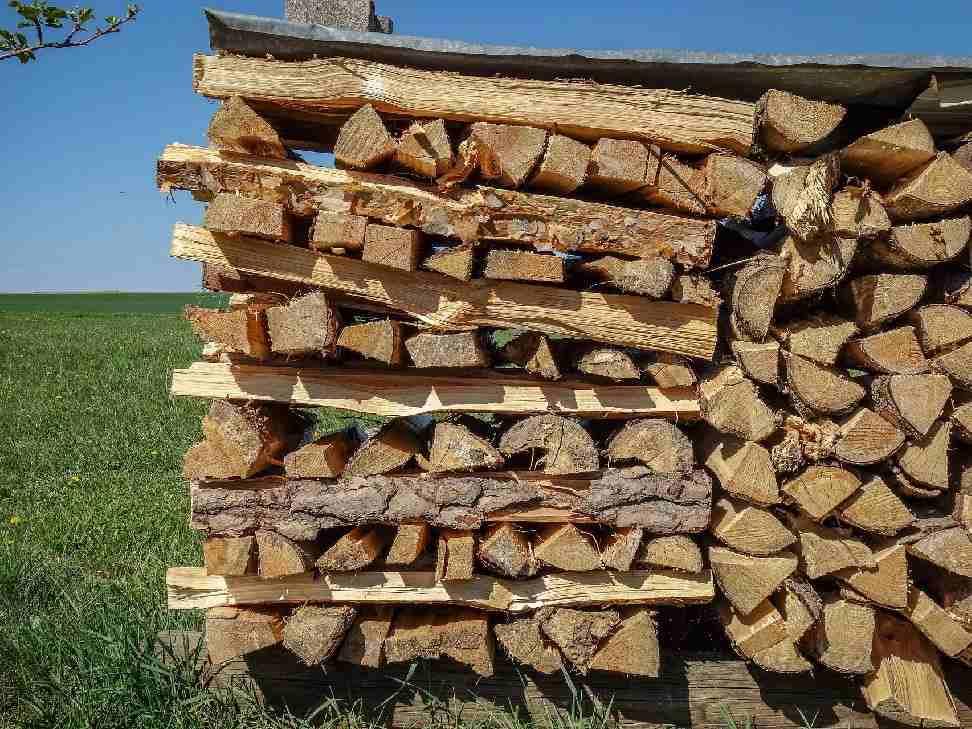 La stère de bois