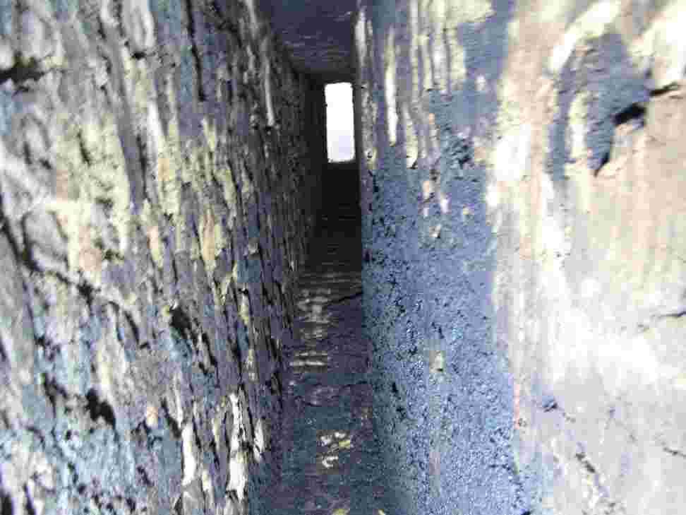 Le débistrage d'une cheminée : pourquoi ?